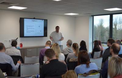 Interact Digital Marketing Seminar